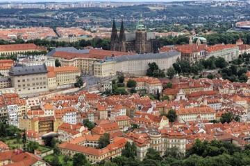 Premises of the Prague castle