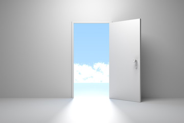 Opened Door, Successful Exit