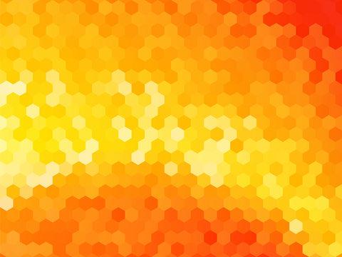 abstract yellow texture background