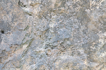Stone wall of stone wall texture background