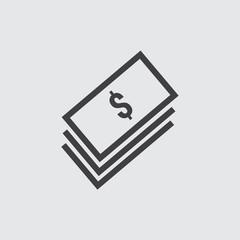 Money Icon, Vector Money Icon Eps10.