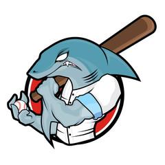 Sport Mascot - Shark