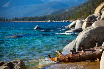 Beautiful Lake Tahoe Soft Focus.