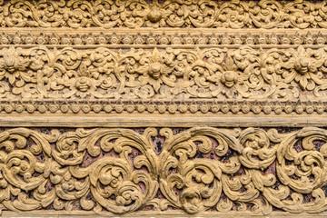 Thai concrete stucco