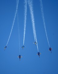 Blue Angels Air Show, Fleet Week, San Francisco, Ca. 2008