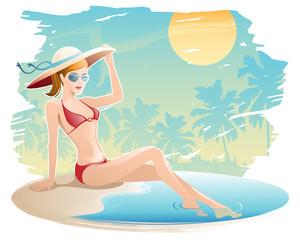 summer / summer holidays