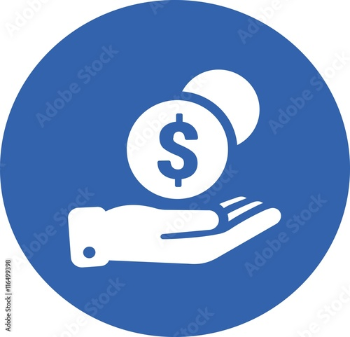 "Finance Icon: ""money Icon Finance Icon Business Corporate Internet"