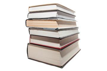 Six old books