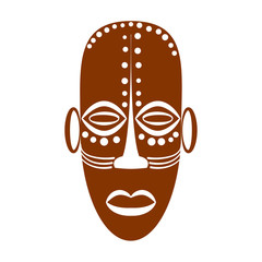 African Ethnic Tribal mask