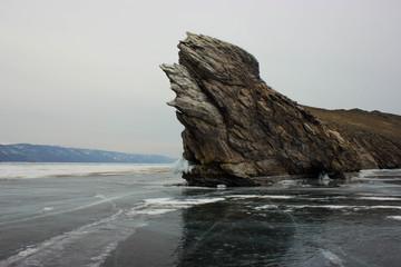 Байкал. Baikal.  Огой