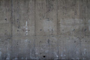 cement retaining wall grunge texture