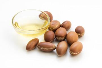 Argan oil. Much appreciated in cosmetics.