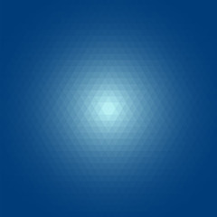 Triangle Dot Pattern_Blue #Vector Graphic
