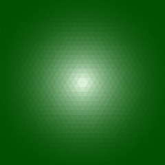Triangle Dot Pattern_Green #Vector Graphic