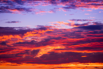 Sunset sunrise Sky Background abstract