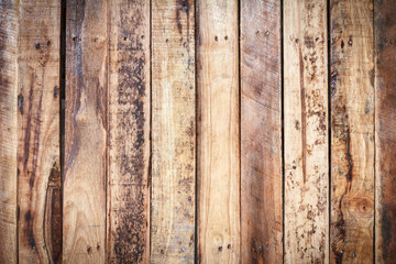 Wood texture pattern or wood background for interior or exterior design with copy space for text or image.