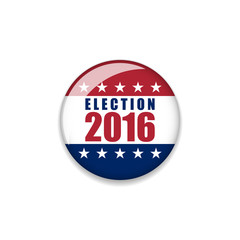 Badge Election USA 2016