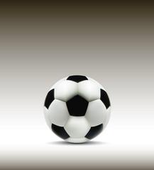 Team sport, footbal ball