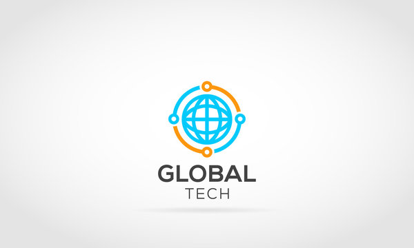 Global network Connect Logo