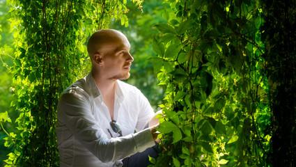 Gartenlaubenmann