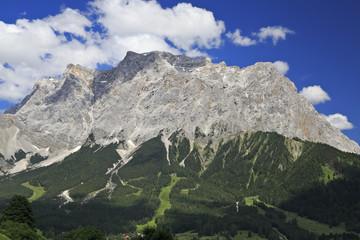 Zugspitze  Mountain, Germany
