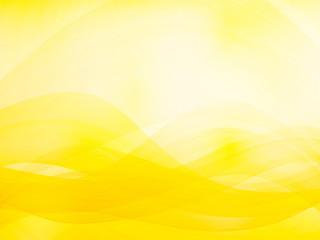 abstracte golvende achtergrond geel