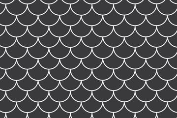 Fish pattern vector illustration eps10