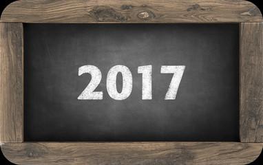 2017 - Blackboard
