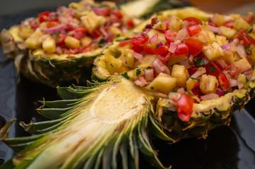 Fancy Pineapple Salsa