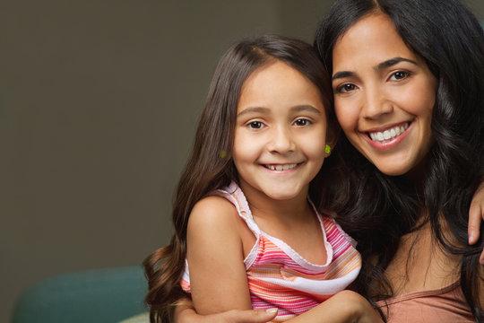 Hispanic Mom