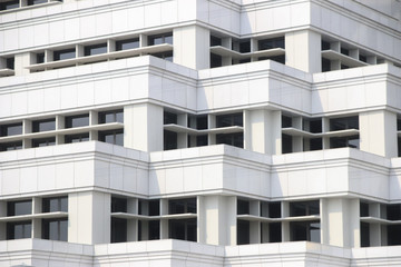 Stock Photo:.Modern apartment building