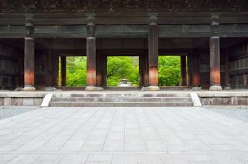 Papiers peints Edifice religieux 京都 南禅寺 三門