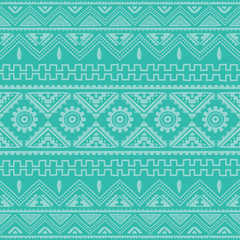magenta native american ethnic pattern