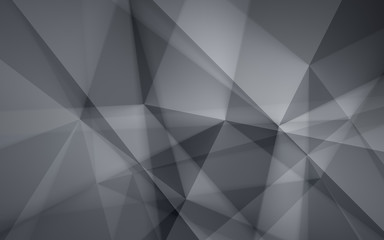 Abstract polygonal mosaic background