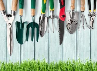 Gardening equipment.