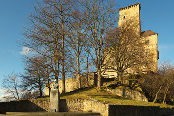 Lipnice Castle, Bohemia