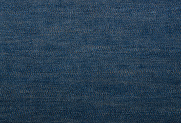 Blue jeans, denim texture background.