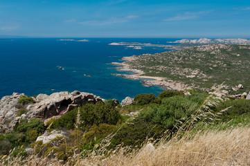 Sardegna. arcipelago della Maddalena