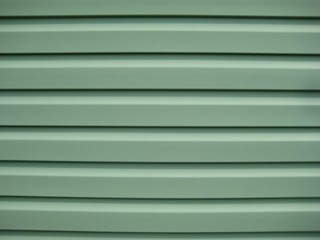 Parallel lines striped background with light green turquoise color