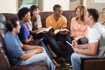 Small group. Bible Study