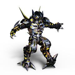 ロボット怪獣