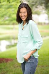 Beautiful Asian Woman