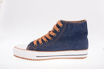 Right sneaker