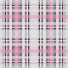 Seamless retro textile tartan checkered texture plaid pattern