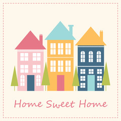 home sweet home design