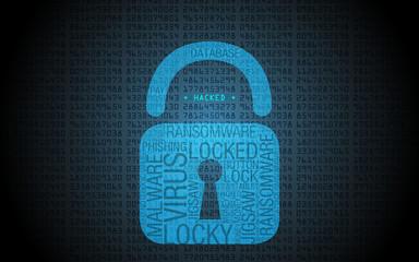 Locky, hacked Computer
