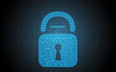Ransomware Padlock