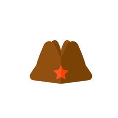 Russian Military Garrison Cap Icon