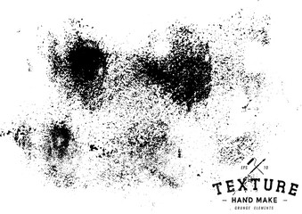 Grunge texture.Grunge background.Vector illustration Wall mural