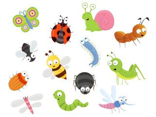 Cute Bug Set